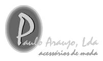 Logo Paulo Araújo Lda